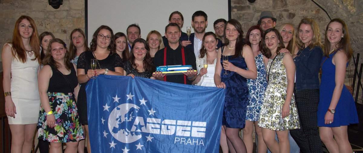 25 Years of AEGEE-Praha